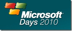 MS Days 2010