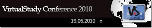 Virtual Study Conference 2010